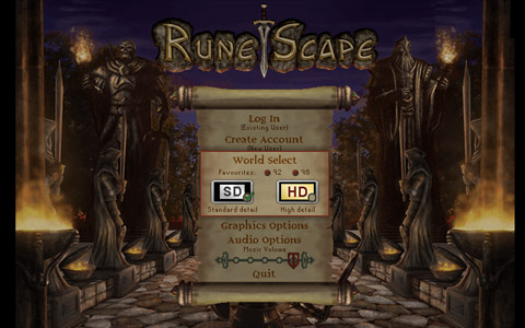 Improvements To The Game Log In Process Runescape Wiki Fandom