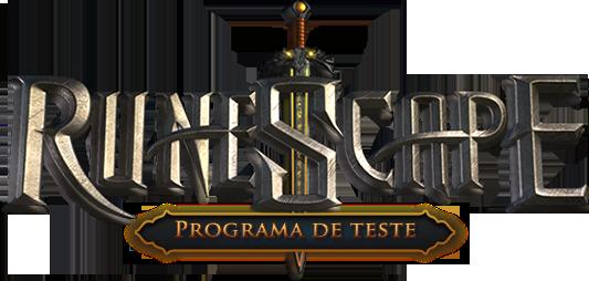 Logo do Programa de Teste do RuneScape