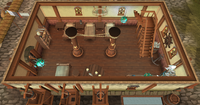 Nautical lodgings
