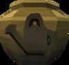 Plain farming urn (nr) detail