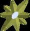 Prismatic small fallen star detail
