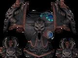 Augmented malevolent cuirass