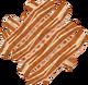 Bacon heap detail