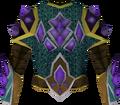 Dragonstone hauberk detail