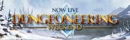 Dungeoneering Weekend Live lobby banner