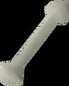 Giant rat bone detail