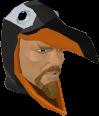 Larry (penguin) chathead