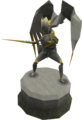 Masterpiece Saradomin statue.png