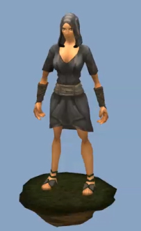 Rogue outfit (female) news image