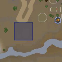 Croc location