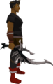 Drygore longsword (Third Age) equipped.png