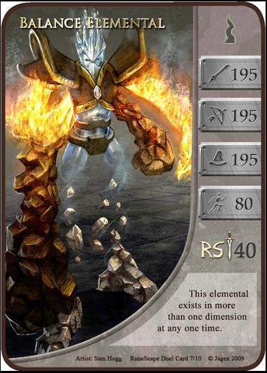 Duels - Balance Elemental