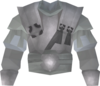 Ghostly guard armour detail