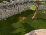 Trapdoor shortcut