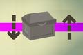 Mahogany fancy dress box (flatpack) detail.png