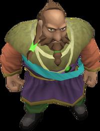 Mystic (dwarf)