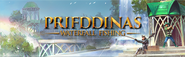 Prifddinas Waterfall Fishing lobby banner