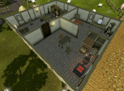 Richard's Farming Shop interior