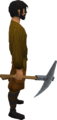 Steel pickaxe equipped.png