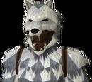 Werewolf torso
