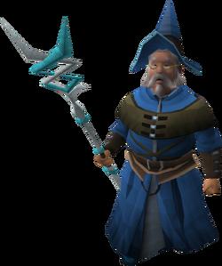 Wizard Borann