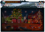 Christmas 2015 (Advent Calendar) interface