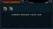 Clue scroll (CS Week) reward interface