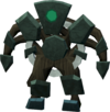 Cresbot (unpoked) detail