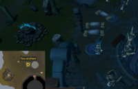 Enchanted Key MH1 - Lumbridge Swamp