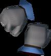 Hallowed gloves detail