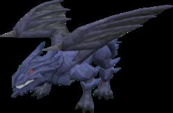 Mithril dragon