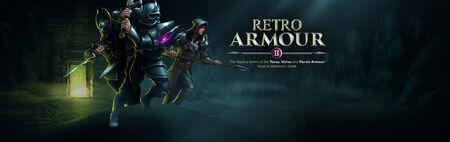 Retro Armour 2 banner