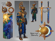 Solite Armour concept art