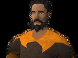 Warlock costume