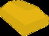 Barra de ouro