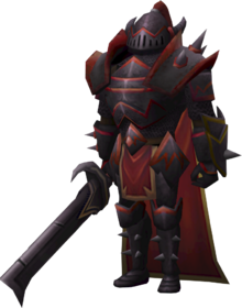Black Knight champion (Invasion of Falador)