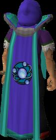 Capa de Divinação (t) equipado