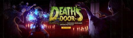 Death's Door head banner