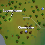 Mapa cidade perdida