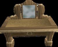 Oak-dresser