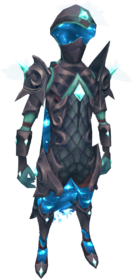 Starfury armour (ranged) equipped