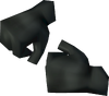 Tiger shark hands detail