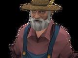 Wyson the gardener
