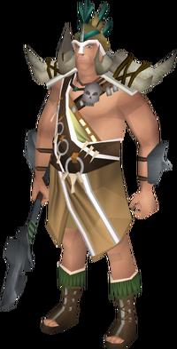 Bandosian warlord