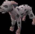 Dalmatian puppy (blue) pet