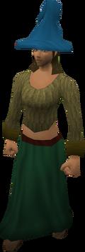Follower of Sliske (witch)