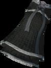 Ghostly princess skirt detail