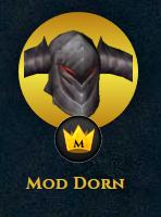 Jagex-Moderator Mod Dorn Avatar
