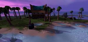 Tavia's island