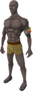 Araxxor grey skin equipped